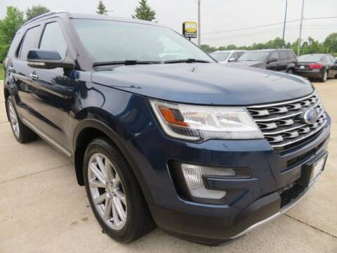2016 Ford Explorer for sale at Import Exchange in Mokena IL
