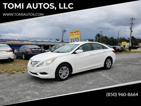 2012 Hyundai Sonata for sale at TOMI AUTOS, LLC in Panama City FL
