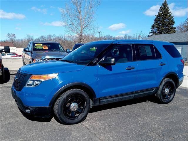 2015 Ford Explorer for sale at Royal AutoTec in Battle Creek MI