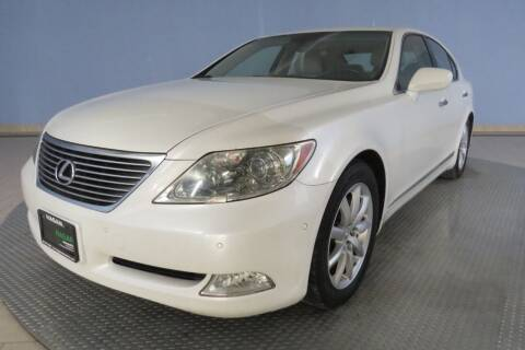 2007 Lexus LS 460 for sale at Hagan Automotive in Chatham IL