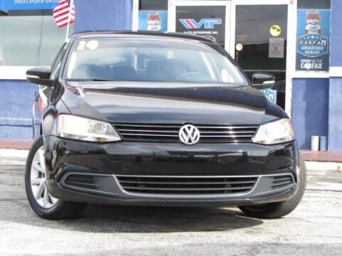 2014 Volkswagen Jetta for sale at VIP AUTO ENTERPRISE INC. in Orlando FL