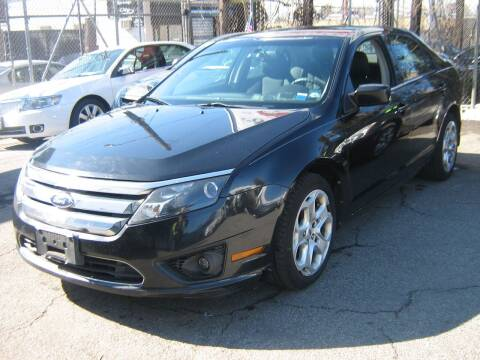 2011 Ford Fusion for sale at JERRY'S AUTO SALES in Staten Island NY