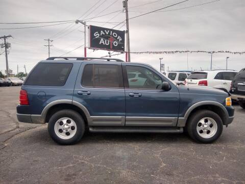 2002 Ford Explorer for sale at Savior Auto in Independence MO