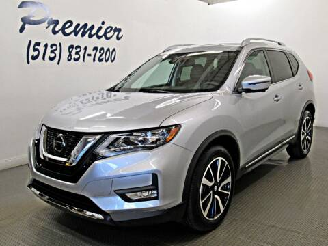 2020 Nissan Rogue for sale at Premier Automotive Group in Milford OH