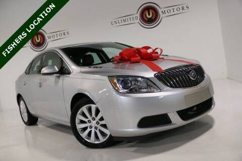 2014 Buick Verano for sale at Unlimited Motors in Fishers IN