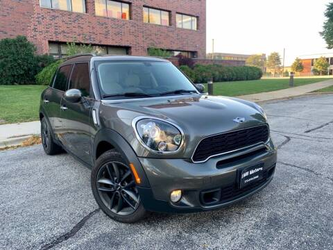 2014 MINI Countryman for sale at EMH Motors in Rolling Meadows IL