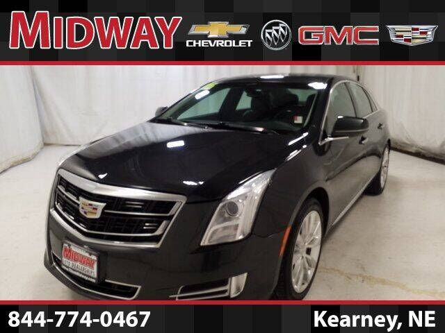 2016 Cadillac XTS for sale at Midway Auto Outlet in Kearney NE