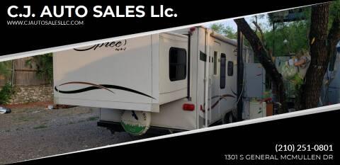 2008 A  Kz Spree for sale at C.J. AUTO SALES llc. in San Antonio TX