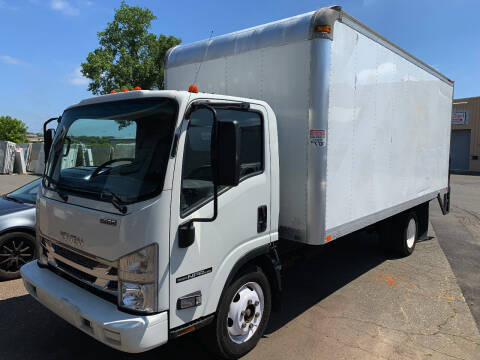 2016 Isuzu NPR HD for sale at Advanced Truck in Hartford CT