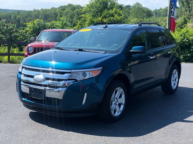2011 Ford Edge for sale at Pine Grove Auto Sales LLC in Russell PA