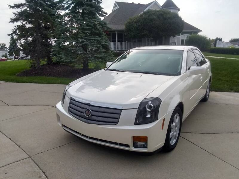 2005 Cadillac CTS for sale at Heartbeat Used Cars & Trucks in Harrison Twp MI