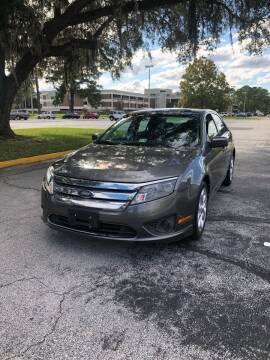 2010 Ford Fusion for sale at Carlyle Kelly in Jacksonville FL