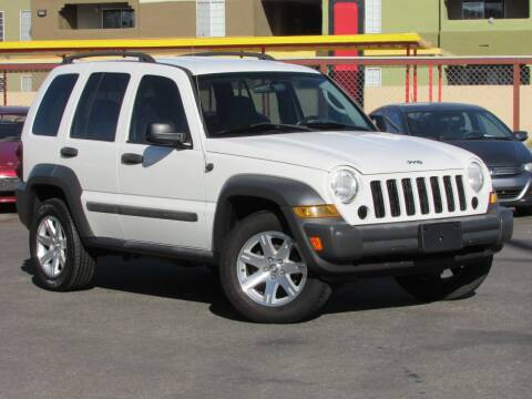 2007 Jeep Liberty for sale at Best Auto Buy in Las Vegas NV