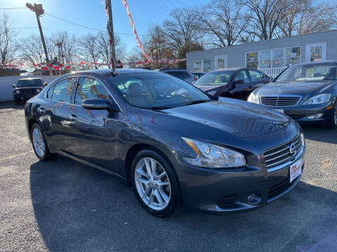 2009 Nissan Maxima for sale at Car Complex in Linden NJ