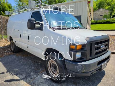 2009 Ford E-Series Cargo for sale at Rosedale Auto Sales Incorporated in Kansas City KS