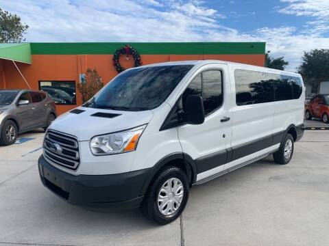 2017 Ford Transit Passenger for sale at Galaxy Auto Service, Inc. in Orlando FL