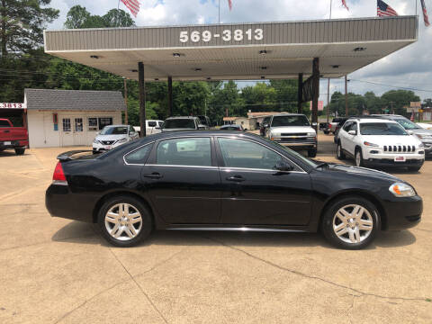 2016 Chevrolet Impala Limited for sale at BOB SMITH AUTO SALES in Mineola TX