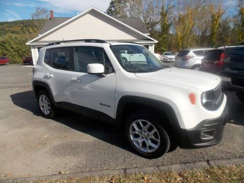 2017 Jeep Renegade for sale at Bachettis Auto Sales in Sheffield MA