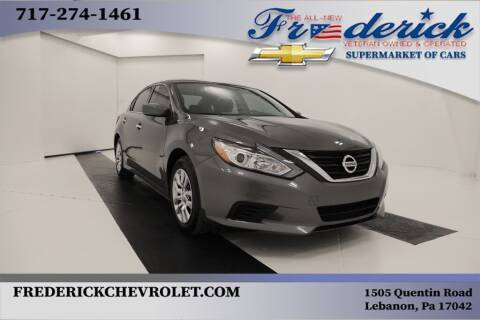 2018 Nissan Altima for sale at Lancaster Pre-Owned in Lancaster PA