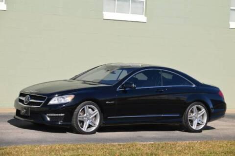 2011 Mercedes-Benz CL-Class for sale at Classic Car Deals in Cadillac MI