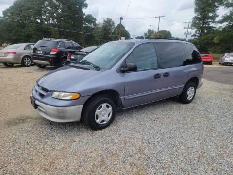 1998 Dodge Caravan for sale at Five Star Motors in Senatobia MS