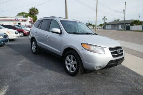 2007 Hyundai Santa Fe for sale at J Linn Motors in Clearwater FL