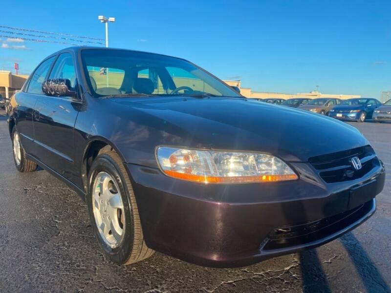 1998 Honda Accord for sale at VIP Auto Sales & Service in Franklin OH