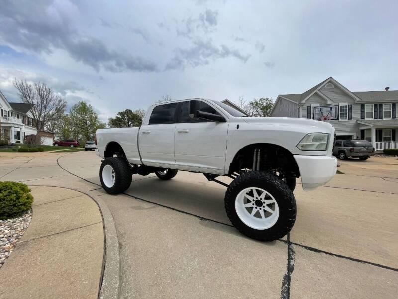 2015 RAM Ram Pickup 2500 for sale at Westport Auto in Saint Louis MO