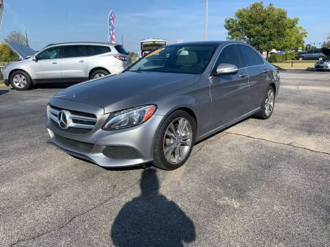 2015 Mercedes-Benz C-Class for sale at Bagwell Motors in Lowell AR