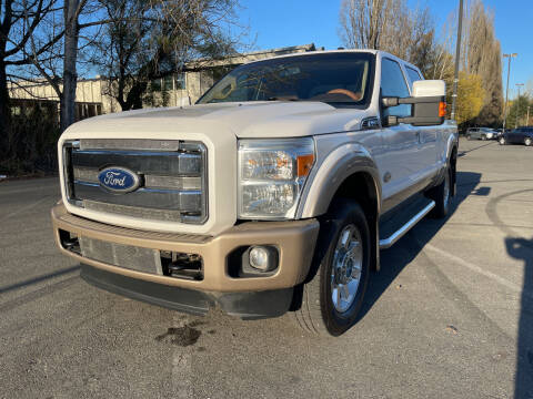 2011 Ford F-250 Super Duty for sale at Trucks Plus in Seattle WA