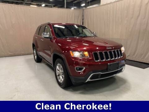 2016 Jeep Grand Cherokee for sale at Vorderman Imports in Fort Wayne IN