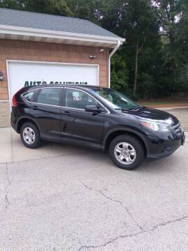 2014 Honda CR-V for sale at Auto Solutions of Rockford in Rockford IL