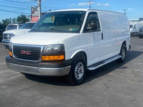 2014 GMC Savana Cargo for sale at KAP Auto Sales in Morrisville PA