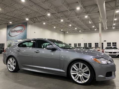 2011 Jaguar XF for sale at Godspeed Motors in Charlotte NC