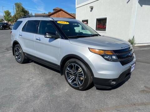 2014 Ford Explorer for sale at Salida Auto Sales in Salida CO