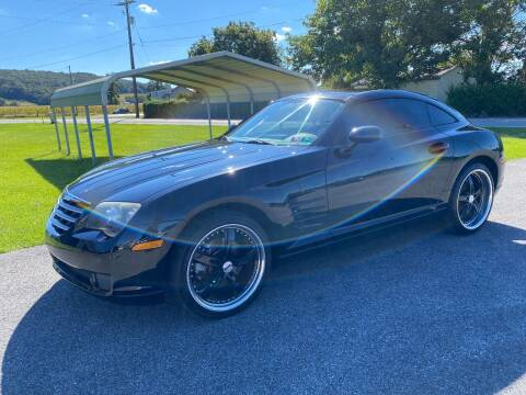 2006 Chrysler Crossfire for sale at Finish Line Auto Sales in Thomasville PA