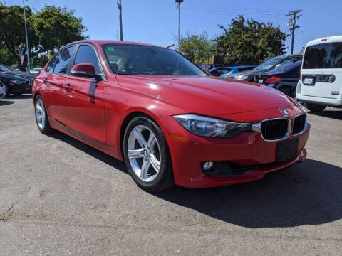 2013 BMW 3 Series for sale at Convoy Motors LLC in National City CA