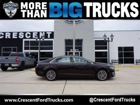 2020 Lincoln MKZ for sale at Crescent Ford in Harahan LA