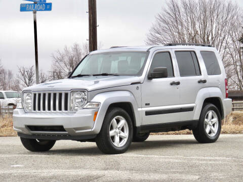 2009 Jeep Liberty for sale at Tonys Pre Owned Auto Sales in Kokomo IN