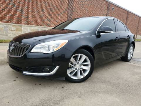 2016 Buick Regal for sale at AUTO DIRECT in Houston TX