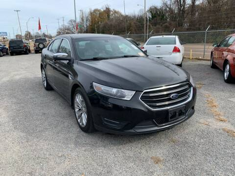 2014 Ford Taurus for sale at Super Wheels-N-Deals in Memphis TN