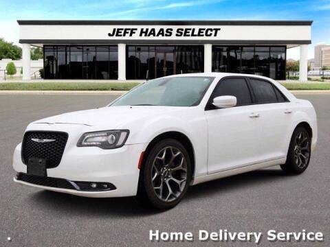 2016 Chrysler 300 for sale at JEFF HAAS MAZDA in Houston TX