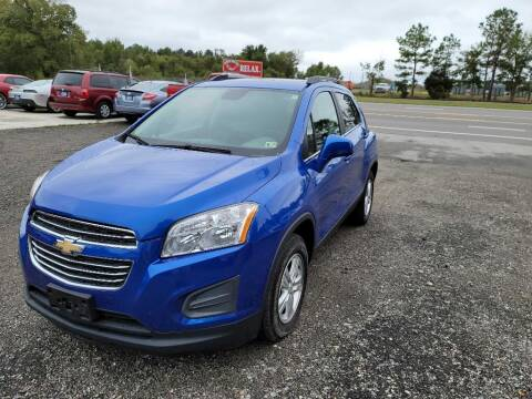 2015 Chevrolet Trax for sale at Complete Auto Credit in Moyock NC