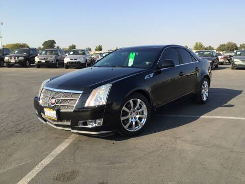 2008 Cadillac CTS for sale at My Three Sons Auto Sales in Sacramento CA