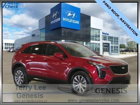 2020 Cadillac XT4 for sale at Terry Lee Hyundai in Noblesville IN