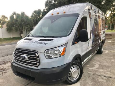 2015 Ford Transit Passenger for sale at Unique Motors of Tampa in Tampa FL