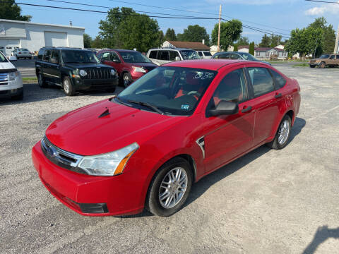 2008 Ford Focus for sale at US5 Auto Sales in Shippensburg PA