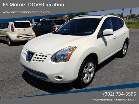 2009 Nissan Rogue for sale at ES Motors-DAGSBORO location - Dover in Dover DE