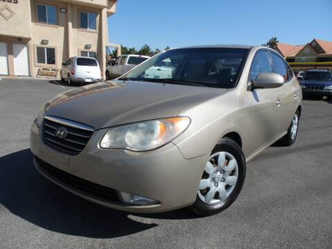 2008 Hyundai Elantra for sale at Best Auto Buy in Las Vegas NV