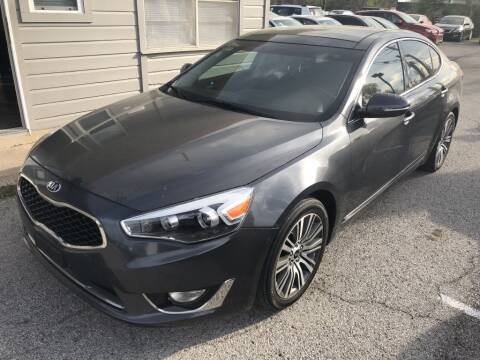 2014 Kia Cadenza for sale at Pary's Auto Sales in Garland TX